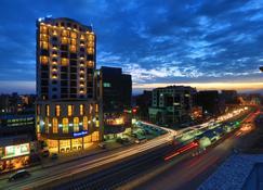 Getfam Hotel - Addis Ababa - Bangunan