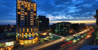 Getfam Hotel - Addis Abeba - Rakennus