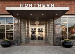 Northern Hotel - Billings - Building