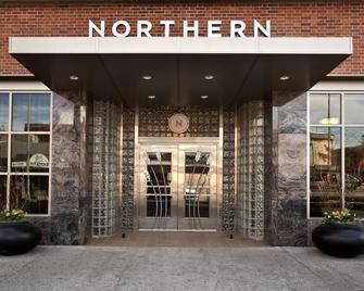 Northern Hotel - Біллінгз - Building