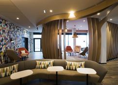 巴黎cdg機場智選假日酒店 - 魯瓦西恩法國 - 休閒室