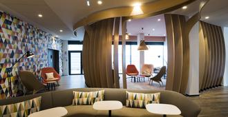 Holiday Inn Express Paris - CDG Airport - רואזי אן-פראנס - טרקלין