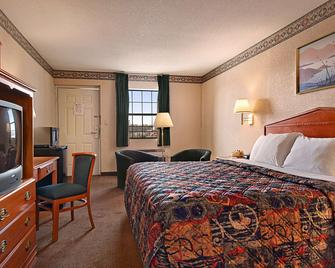 Days Inn by Wyndham Brownsville - Brownsville - Спальня