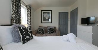 The Nook - St. Ives (Cornwall) - Bedroom