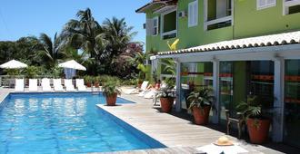 Pousada Dos Reis - Búzios - Bể bơi