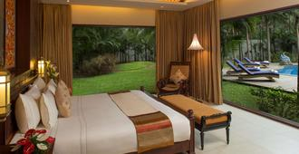 Radisson Blu Resort Temple Bay Mamallapuram - Mahabalipuram - Κρεβατοκάμαρα