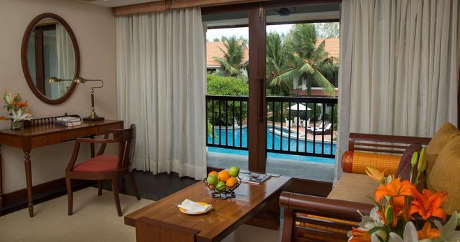 Radisson Blu Resort Temple Bay Mamallapuram - Mahabalipuram - Olohuone