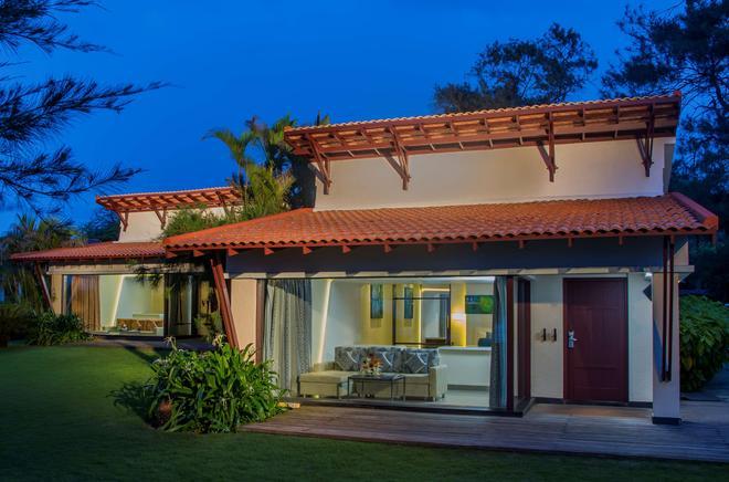 Radisson Blu Resort Temple Bay Mamallapuram - Mahabalipuram - Rakennus