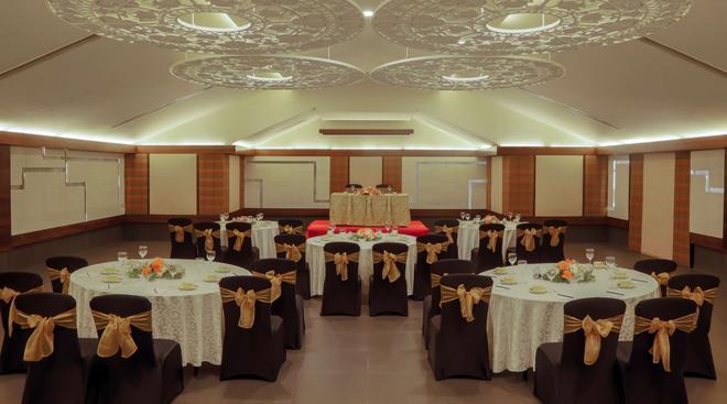 Radisson Blu Resort Temple Bay Mamallapuram - Mahabalipuram - Juhlasali