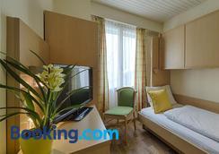 Hotel Blume - Interlaken - Phòng ngủ