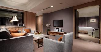 Hotel Royal Hsinchu - Hsinchu - Sala de estar