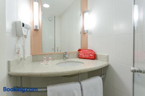 Ibis Copacabana Posto 2 - Rio de Janeiro - Phòng tắm