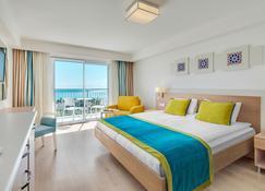 Side Su Hotel - סידה - חדר שינה