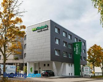 Fischer's Hotel Brauhaus - Mössingen - Gebouw