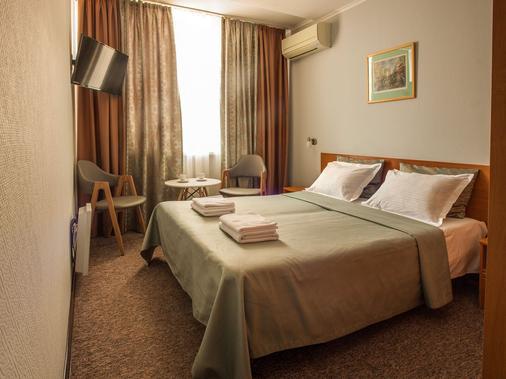 Mini-Hotel Kievskiy - Kiova - Makuuhuone