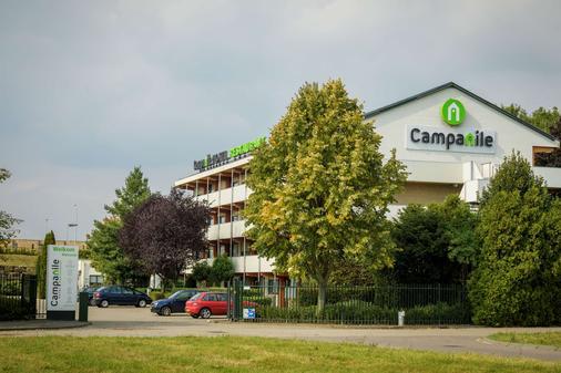 Campanile Hotel Eindhoven - Eindhoven - Rakennus