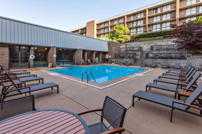Doubletree by Hilton Pittsburgh Greentree - Pittsburgh - Pool