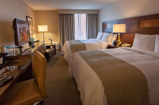 Doubletree by Hilton Pittsburgh Greentree - Pittsburgh - Bedroom