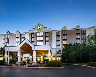 Hyatt Place Greenville Haywood - Greenville - Building