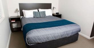 Beach Street Motel Apartments - New Plymouth - Yatak Odası