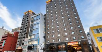 Apa Hotel Hiroshima-Ekimae Ohashi - הירושימה - בניין