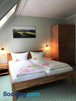 Pension Am Nationalpark - Stadt Wehlen - Bedroom