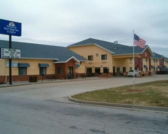 Americas Best Value Inn and Suites - Nevada - Nevada - Gebäude