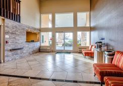 Quality Inn near Six Flags Discovery Kingdom-Napa Valley - Vallejo - Lobby