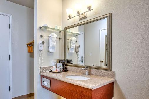 Quality Inn near Six Flags Discovery Kingdom-Napa Valley - Vallejo - Bathroom