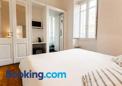 Cagliari Boutique Rooms And Suites - Cagliari - Phòng ngủ