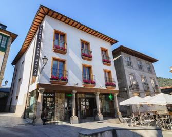 Posada Plaza Mayor - Villafranca del Bierzo - Edificio