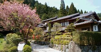Minsyuku Kochihira - Kioto - Vista del exterior