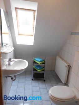 Pension Ostseeurlaub - Rostock - Bathroom