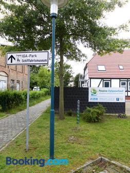 Pension Ostseeurlaub - Rostock - Outdoors view