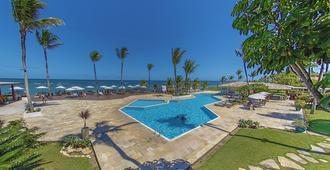 聖特羅佩普拉亞酒店 - 亞拿奧迪亞祖達 - 塞古羅港 - 游泳池