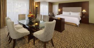 Holiday Inn Monterrey Norte - Monterrey - Schlafzimmer