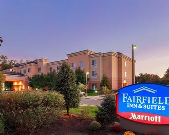 Fairfield Inn & Suites Mahwah - Mahwah - Building
