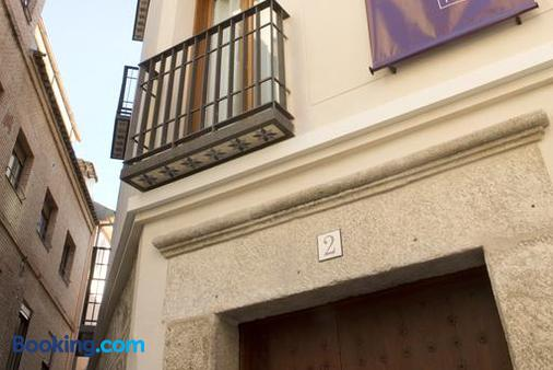 Antidoto Rooms - Toledo - Building