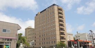 Apa Hotel Akita-Senshukoen - Akita - Rakennus