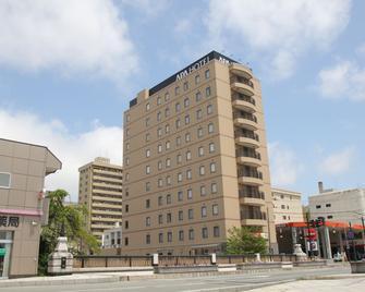 Apa Hotel Akita-Senshukoen - Akita - Building