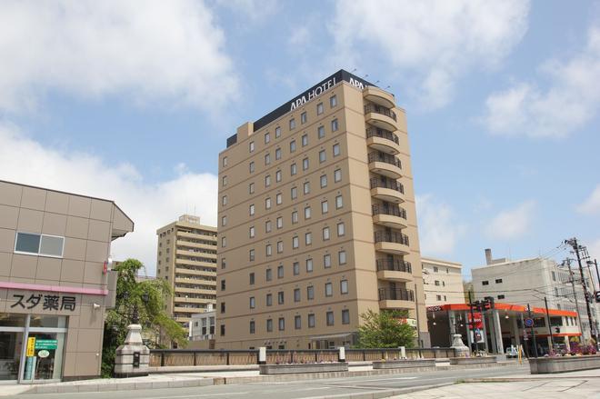 Apa Hotel Akita-Senshukoen - Akita - Κτίριο