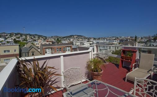 Inn San Francisco - San Francisco - Balcony