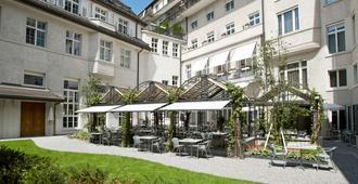 Glockenhof Zürich - ציריך - בניין