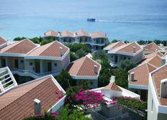Proteas Bay Hotel Σάμος - Pythagorio - Κτίριο