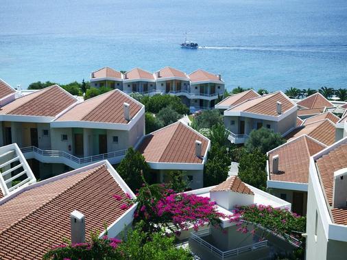 Proteas Blu Resort - Pythagorio - Rakennus