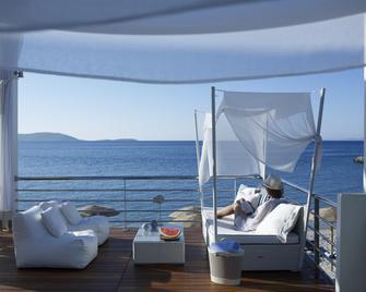 Proteas Blu Resort - Pythagorio - Plajă