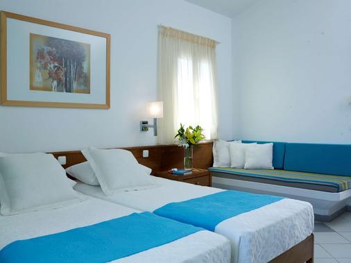Proteas Blu Resort - Pythagorio - Makuuhuone