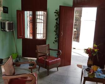 Casa Yuyu - Camagüey - Living room