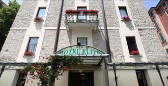 Hotel Elite - Salsomaggiore Terme - Edificio