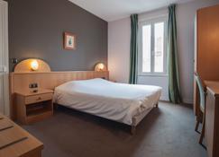 Hôtel Normandy - Fécamp - Bedroom